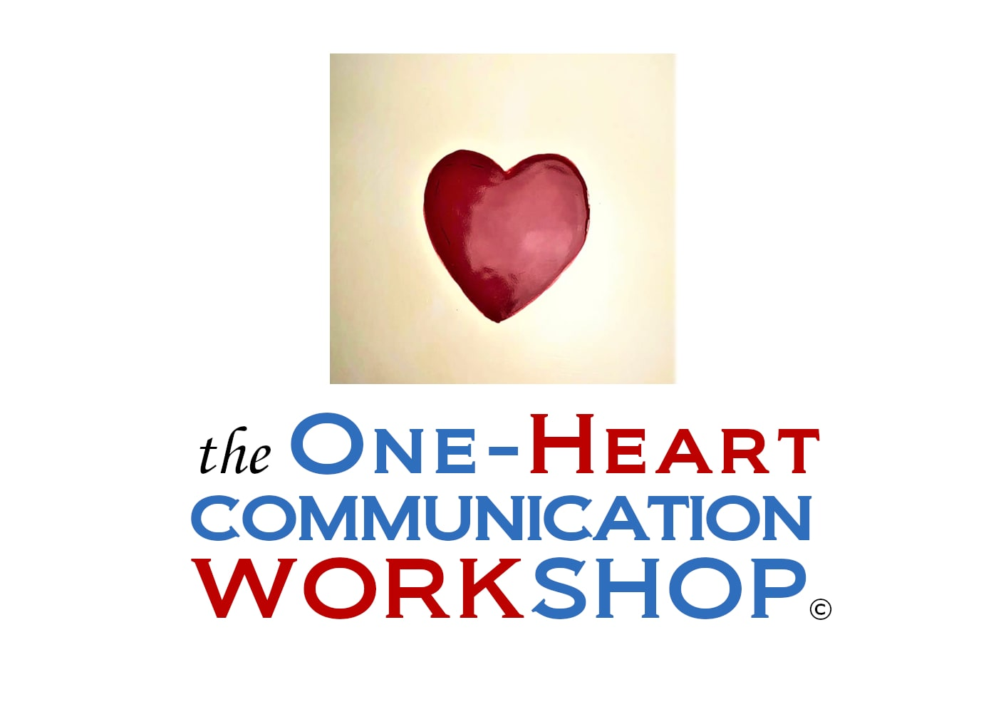 The One Heart Communication Workshop